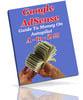 Thumbnail Google AdSense A to Z - PLR