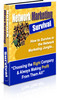 Thumbnail Network Marketing Survival PLR