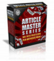 Thumbnail Articles Master Series Vol. 23 (PLR)