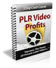 Thumbnail 5 Day Crash Course PLR Video Profits (PLR)