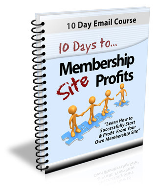 Product picture 10 Days To Membership Profits (PLR)