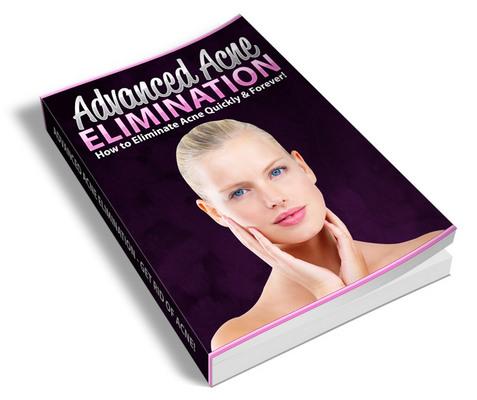 Product picture Advance Acne Elimination (PLR)