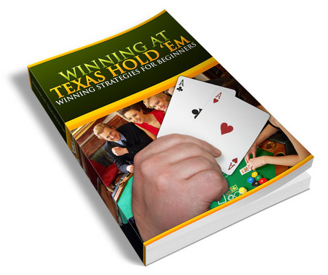 Product picture Winning At Texas Hold Em (PLR)