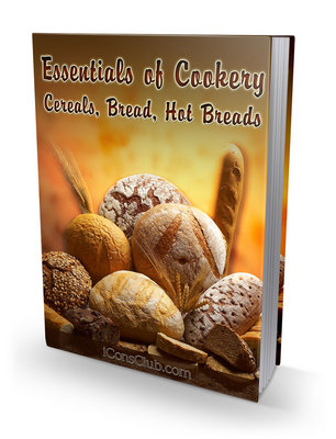 Product picture Essentials of Cookery Cereals Hot Breads (PLR)