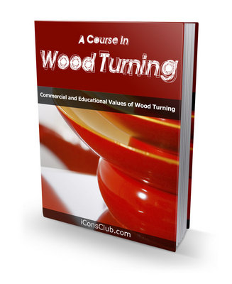 Product picture A Course in wood Turning (PLR)