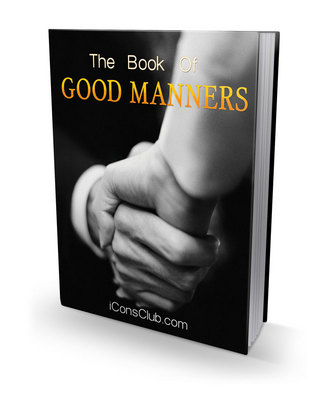Product picture The Book Of Good Manners (PLR)